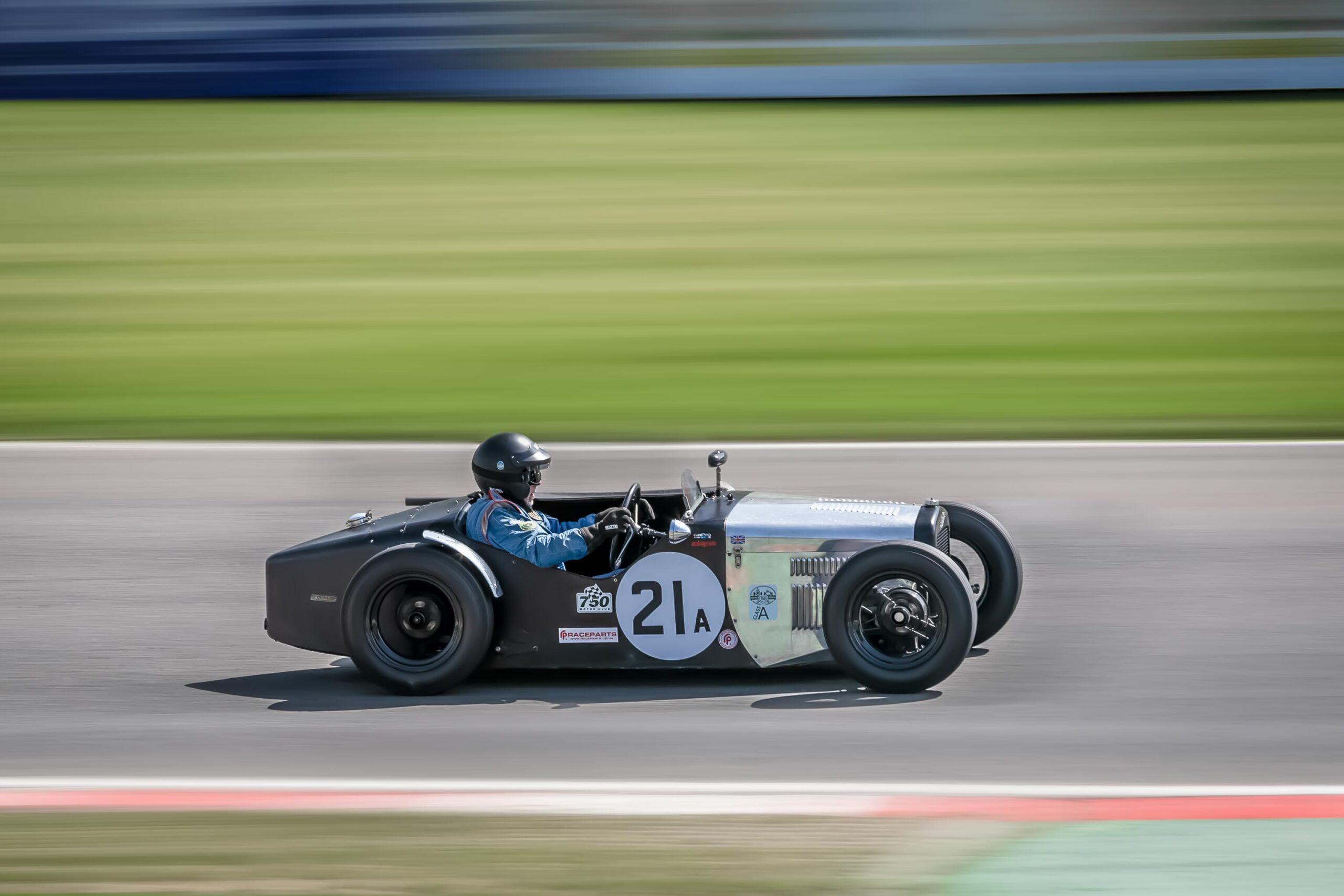 Austin Seven Special racer car