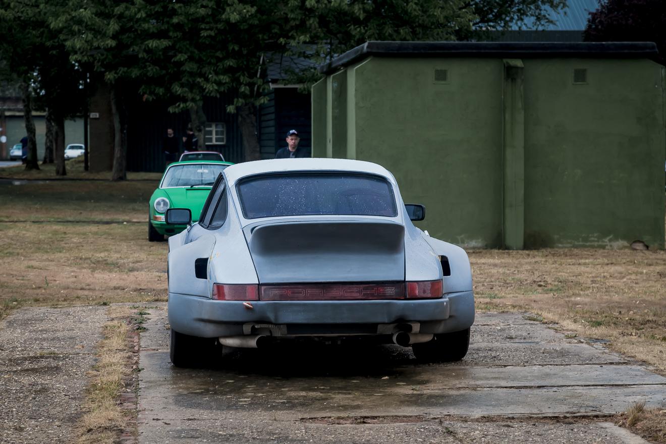 Singer test mule Porsche 964