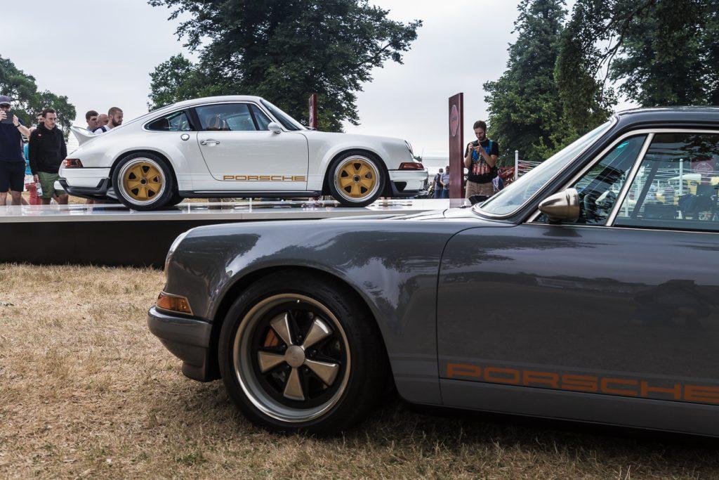 Singer reimagined Porsche 911's