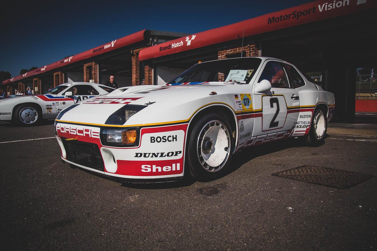 Le Mans Porsche 924 GTP