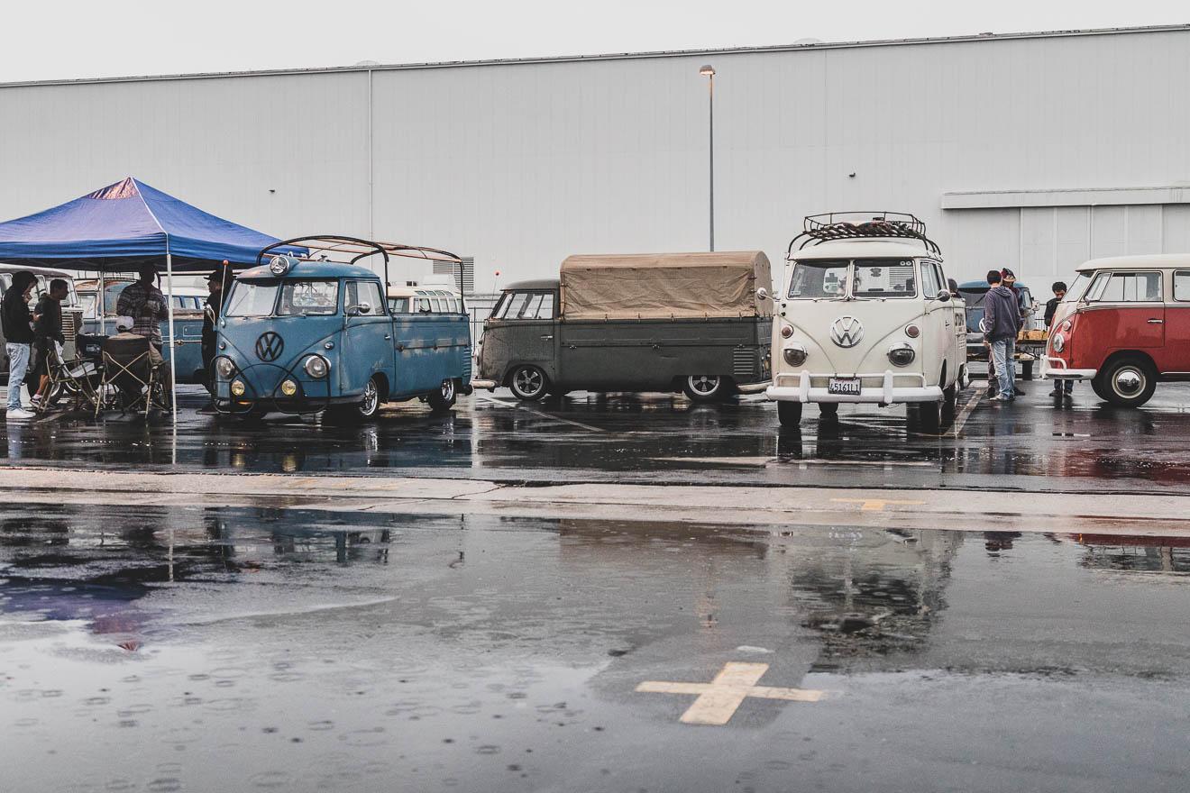 Volkswagen pick-ups