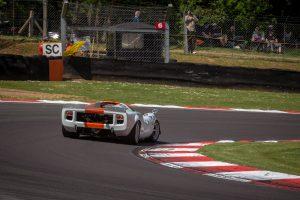 Lola T70 MK3 sports car