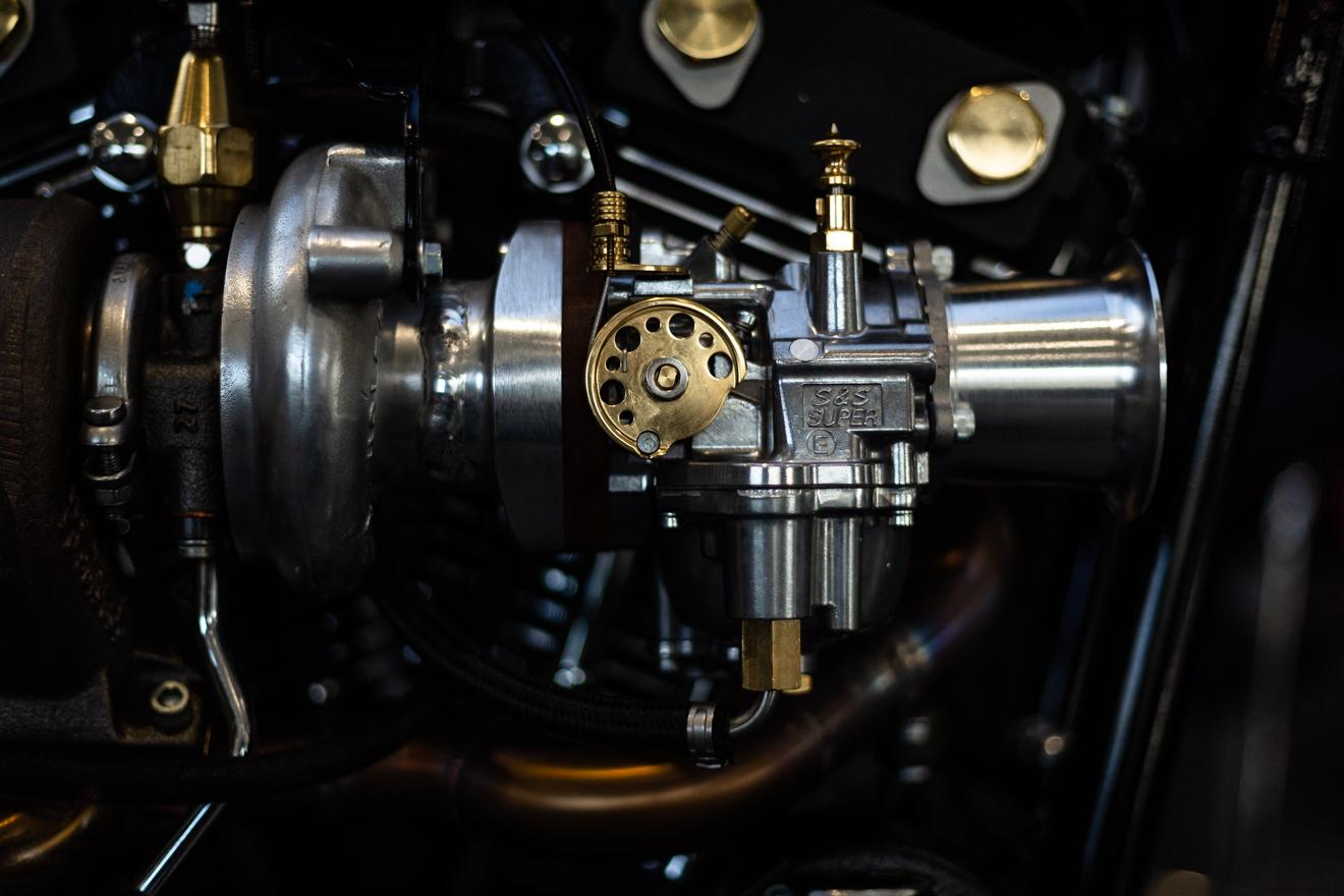 S&S carburetor