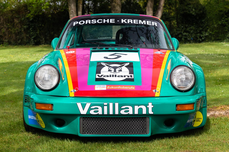 Vaillant liveried Porsche 911