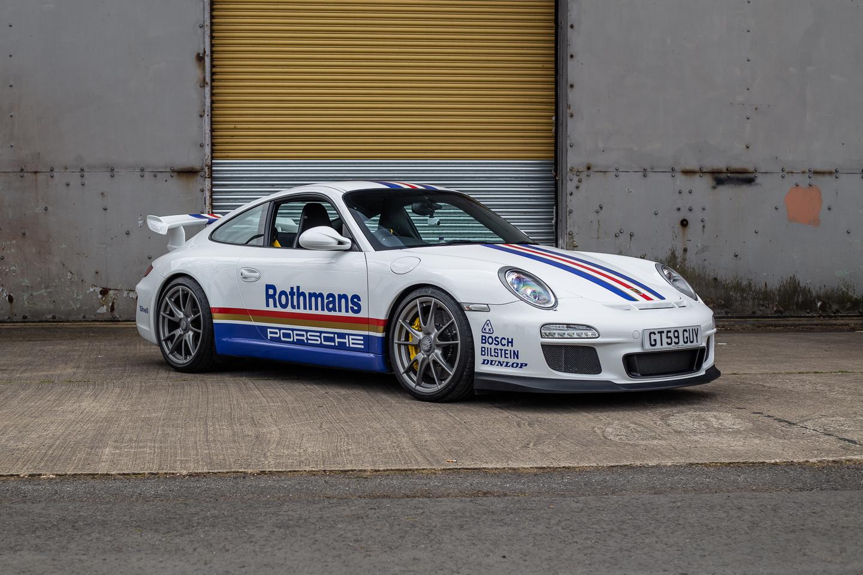 Race inspired, Rothmans liveried Porsche 911 GT3